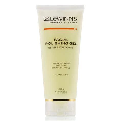 gel exfoliant dr lewinn s polishing gel gentle exfoliant 150g reviews free shipping lookfantastic