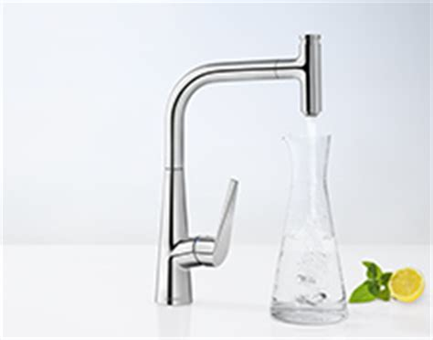 Hansgrohe Talis S Kitchen Faucet by Kitchen Sink Faucets Perfect Match For Your Kitchen