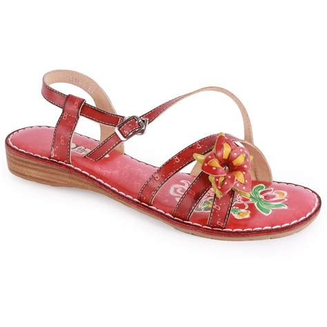 burgundy sandals yoma janna womens leather sandals burgundy