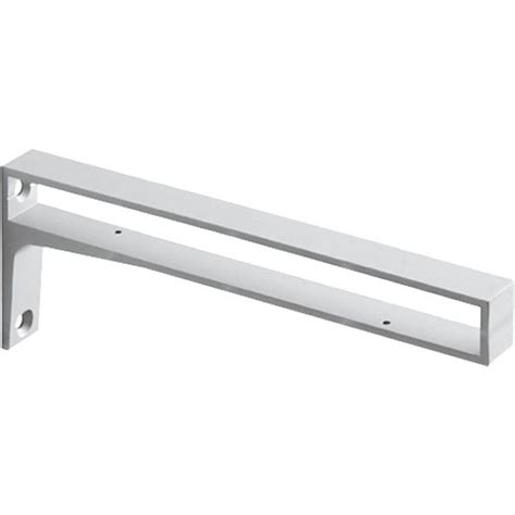 belt metal shelf bracket silver kitchen
