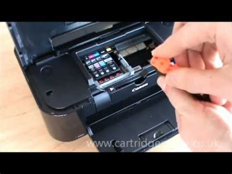 how to reset canon mp280 ink absorber canon pixma ip4950 how to set up and install ink