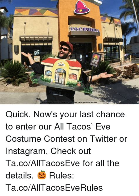 Last Chance To Enter Feast Of Contest Ends Tonight by 25 Best Memes About Costume Contest Costume Contest Memes