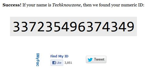 fb numeric id how to tag a friend or page with different name or text in