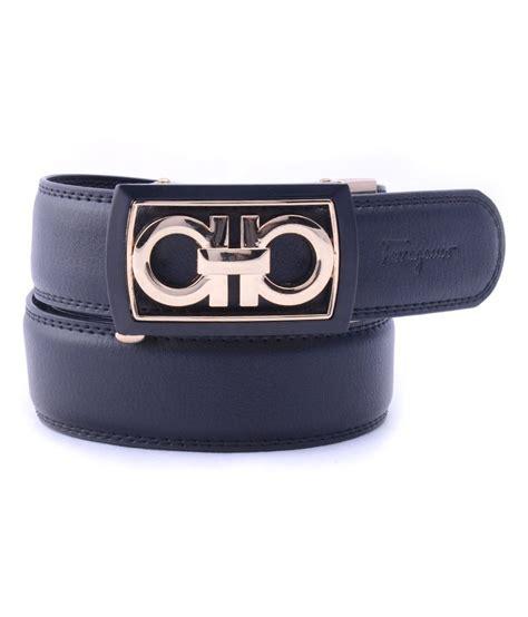 zephyrnation navy blue leather belt for buy at