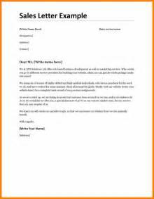 7 Company Sales Letter Sample Sephora Resume