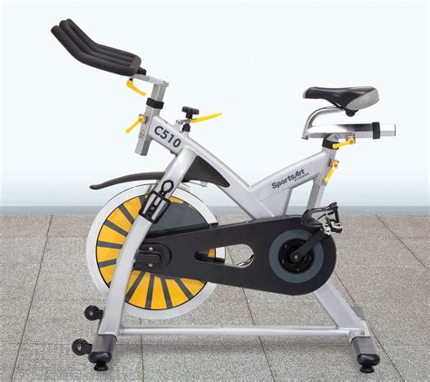 Indoor Cycle C510 sportsart c510 indoor cycling bike gopher sport