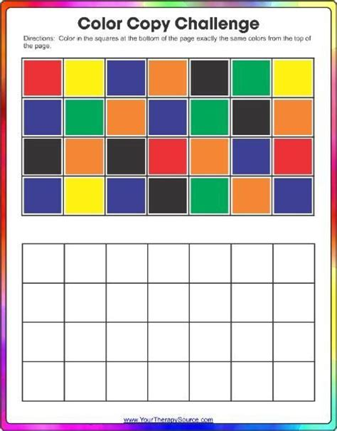 spatial pattern of activities motors challenges and activities on pinterest