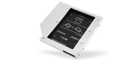 Harddisk Notebook Acer orico l95ss v1 aluminium laptop cd rom bay drive bracket