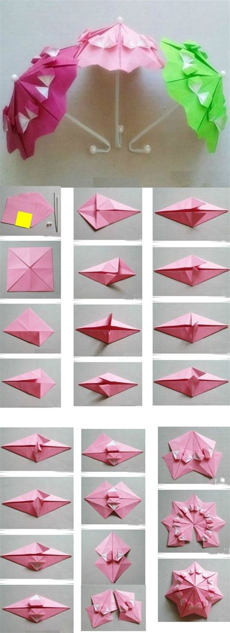 Steps To Make Paper Crafts - 1000 ideas about origami on