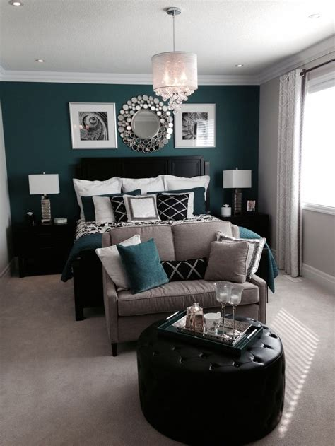 teal black white bedroom ideas 25 best ideas about black bedroom furniture on pinterest