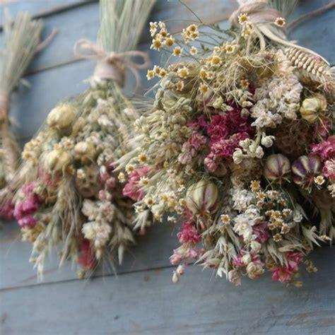 composizioni floreali fiori secchi realizzare composizioni di fiori secchi fiori secchi