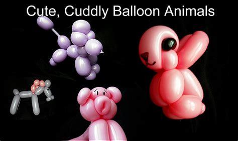 Cute Balloon Animals » Home Design 2017