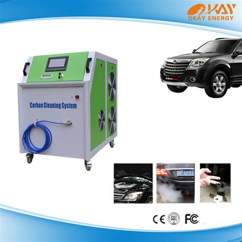factory price ccs engine carbon cleaning machine  sale purchasing souring agent
