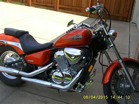Honda Shadow Parts by 2004 Honda Vt600cd Shadow Vlx Deluxe Parts And Accessories