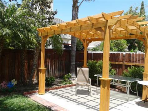 pergola designs home depot plans diy free tv