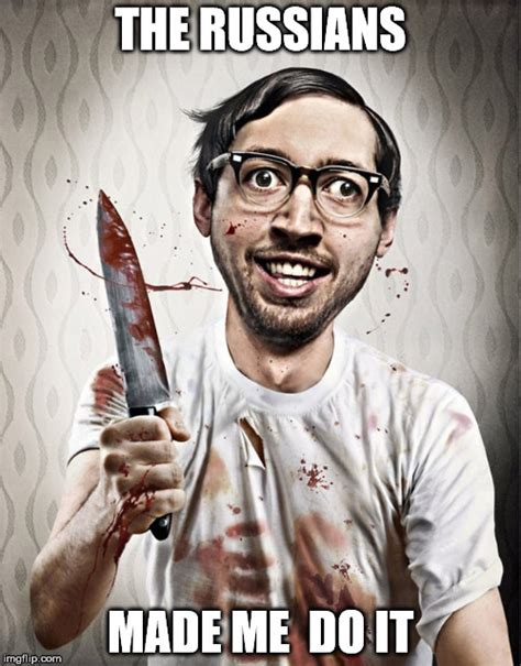 Meme Killer - serial killer imgflip