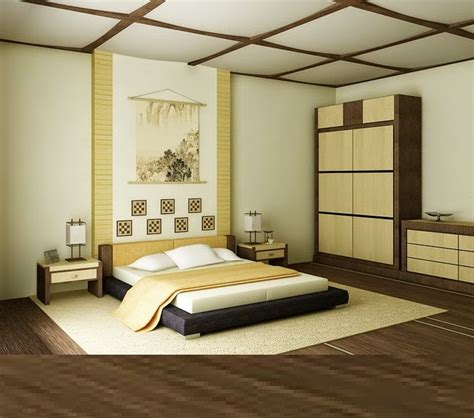 Bedroom Decor On Catalog Of Japanese Style Bedroom Decor And Furniture