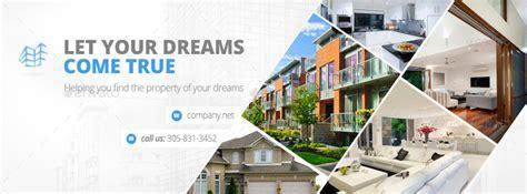 cover design real estate real estate facebook cover bundle 17 designs by zokamaric