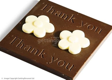 thank you letter chocolate gift thank you belgian chocolate thank you gifts from