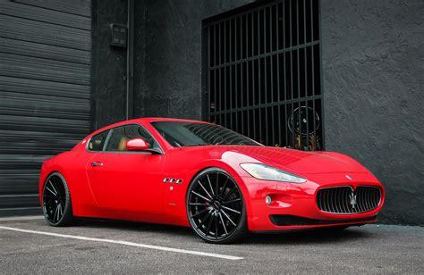 Custom Maserati Customized Maserati Granturismo Exclusive Motoring