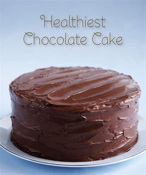 healthy chocolate cake recipe lifestyle