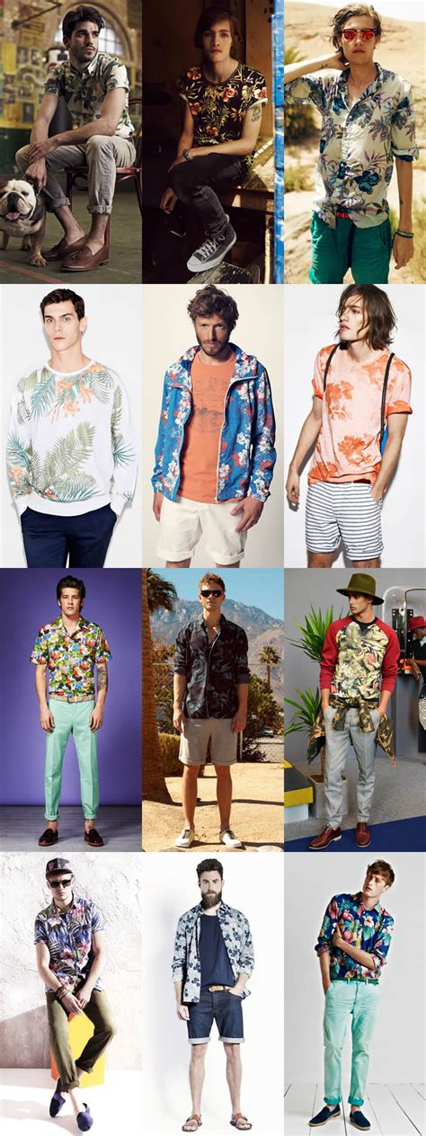 Summer 08 Trends Floral The High Looks by S Floral Print Trend How To Wear Fashionbeans