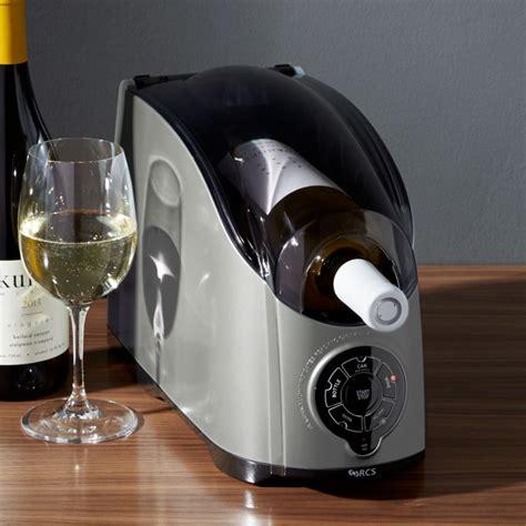 rapid beverage chiller reviews crate  barrel