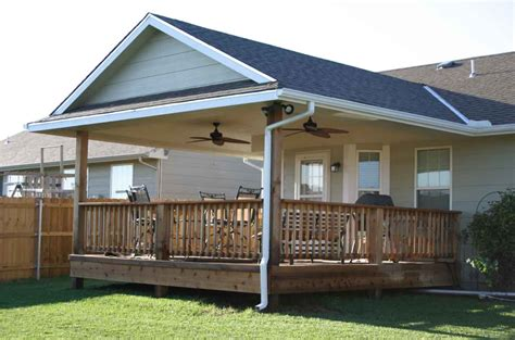 ideas for covered back porch on single story ranch want to add a covered back porch to our house next year