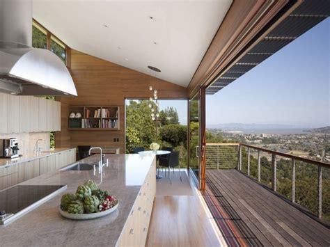 hillside home designs modern hillside house plans large