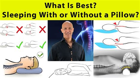 What Is The Best Pillow Out There by What S The Best Way To Sleep With Or Without A Pillow