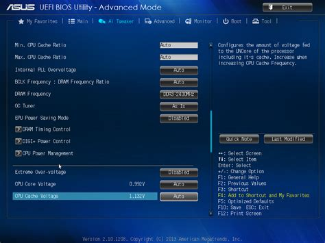 Asus Laptop Advanced Bios Settings asus z87 pro bios intel z87 motherboard review with haswell gigabyte msi asrock and asus
