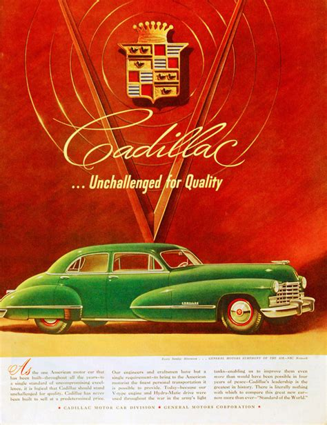 cadillac commercial with young male designer inspiration 60 vintage automobile ads