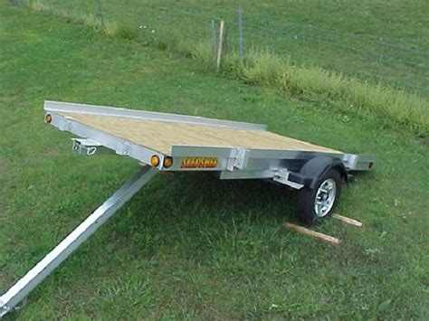 A Place Trailer 1 Sled Shed Trailers