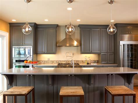 grey kitchen cabinets grey cabinets cabinet diy 25 tips for painting kitchen cabinets diy network blog
