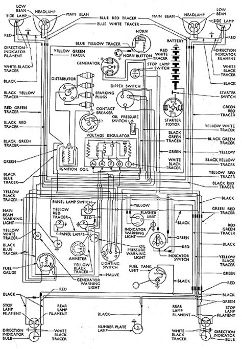 141 wiring diagram thames 300e after febuary 1955