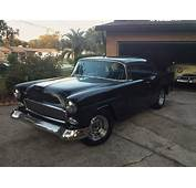 1955 Chevrolet Bel Air Hardtop  Project Cars For Sale