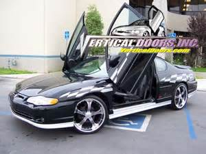 chevrolet monte carlo vertical doors at andy s auto sport