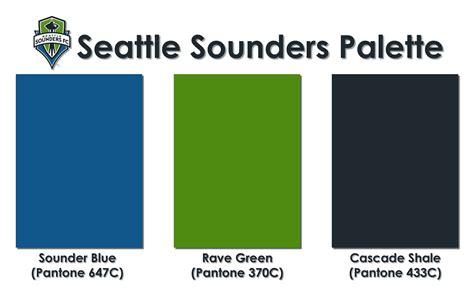 seattle seahawks colors blue seattle sounders color palette crochet