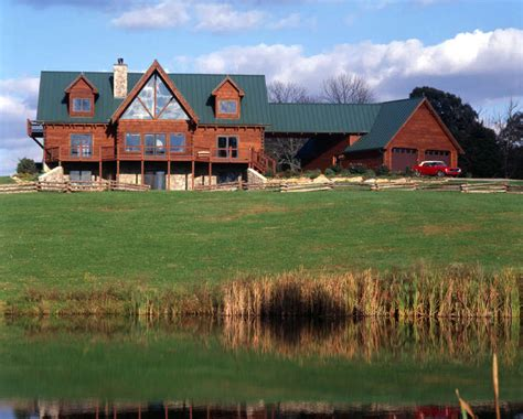 honest abe log homes inc mywoodhome