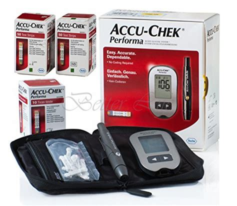 Glucometer Accu Chek Performa review accu chek performa glucometer kit with 110 test strips best deals boomsbeat