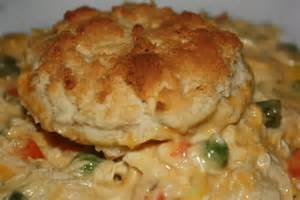 southern living yankee chicken biscuits casserole