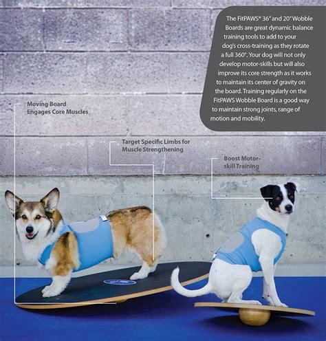 balance puppy fitpaws 174 wobble board