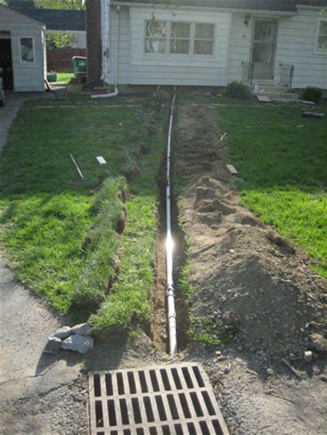 sump pump backyard drainage sump pump discharge ideas pictures to pin on pinterest