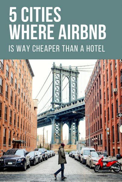 is airbnb cheaper than hotel 5 cities where airbnb is way cheaper than a hotel