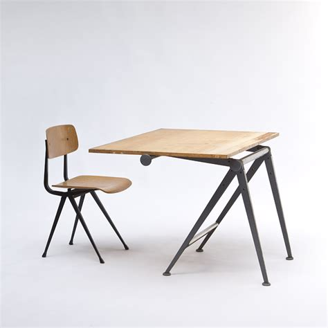 Drafting Table Chair City Furniture Wim Rietveld Reply Drafting Table Chair