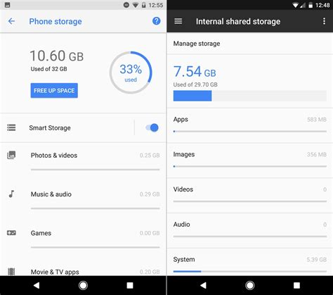 Android Nougat Vs Oreo by Android Oreo Vs Android Nougat A Visual Comparison