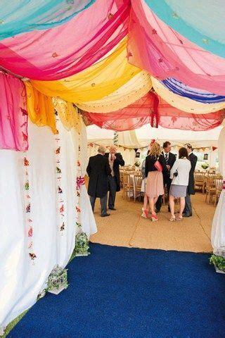 25  best ideas about Rainbow wedding decorations on