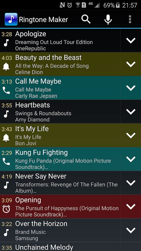 how to get ringtones on android ringtone maker android apps on play