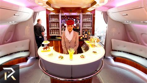 10 luxurious class flights for the rich