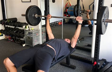 bench press bar path 6 basic exercises to build cycling strength active